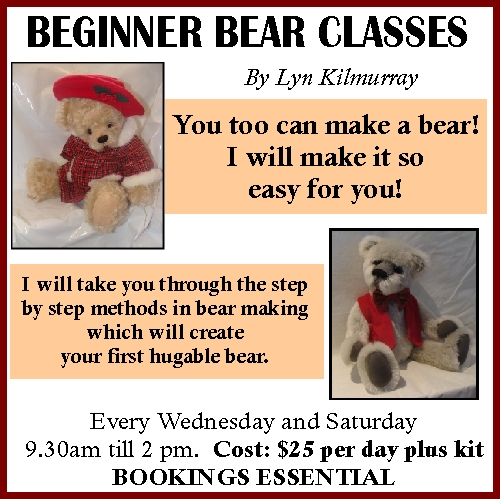 Beginner Bear Workshops
