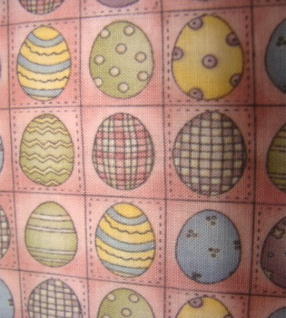 EASTER EGG PATCHWORK