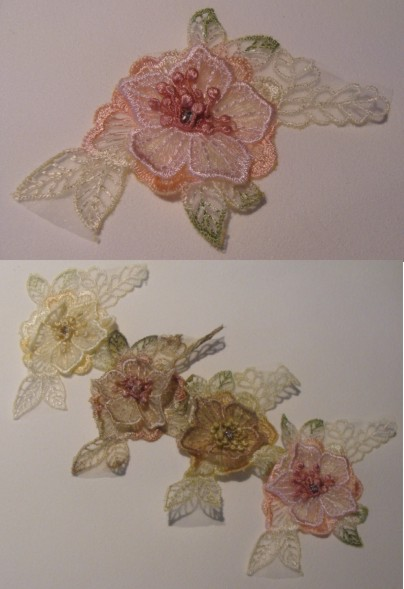 ROSE EMBELLISHMENT