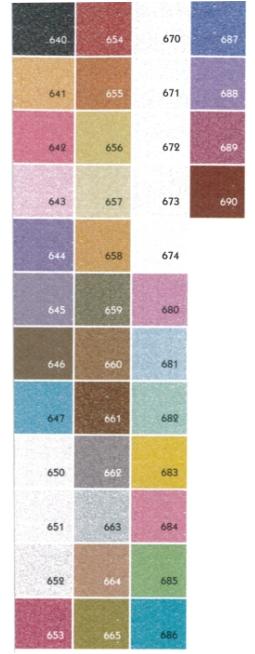 Pearl-Ex Shading Pigment (3gm Pot)