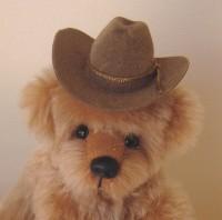 FLOCK COWBOY HAT