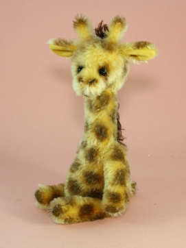 JOSIE THE GIRAFFE BY KAREN ALSERSON