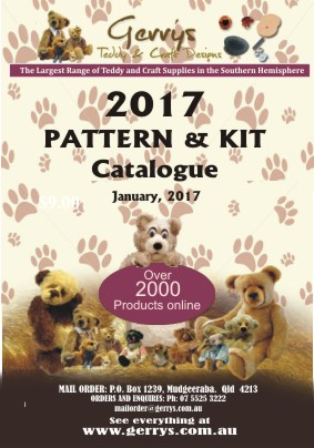PATTERN AND KIT CATALOGUE