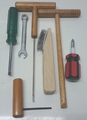 BEGINNER STARTER TOOL KIT - MED/LARGE