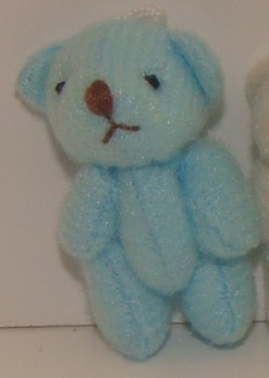 BABY STRING JOINTED BEAR