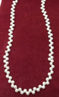 FRESH WATER BUTTON PEARLS