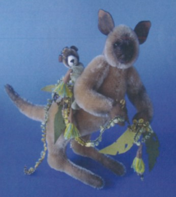 KANGAROO AND RIDER