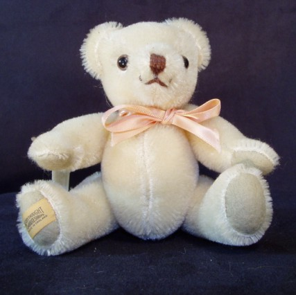 MERRYTHOUGHT BEAR - NO NAME - 5