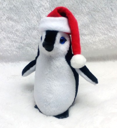 PEBBLES THE FROSTY PENGUIN