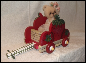 STRAWBERRY CART