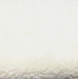 SHERPA FAUX FUR-WHITE