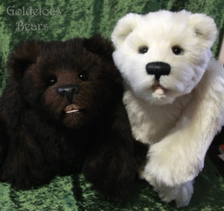 Willoughby Bear�13� By Anne-Marie Cole
