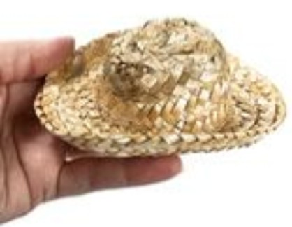 COUNTRY STRAW HAT