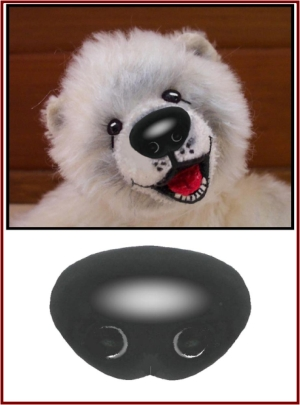 CUB FLEXIBLE RUBBER NOSE