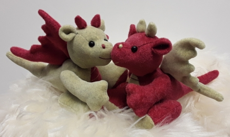 WEE DRAGONS 2 - By Lyn Kilmurray