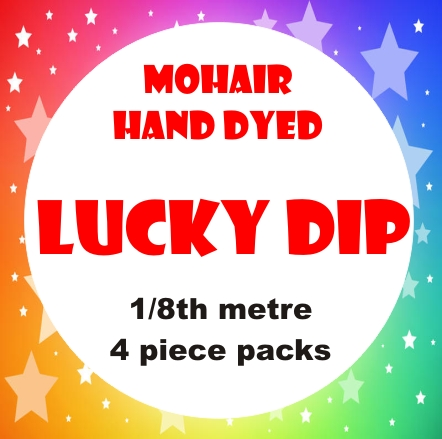 LUCKY DIP 1/8th - 4 pce PACK