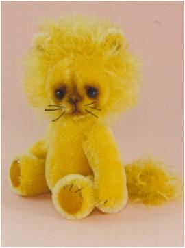 DANDY THE LION BY KAREN ALDERSON