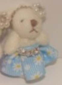 FLOWER DRESS BEARS