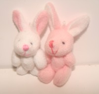 STRING JOINTED BUNNY RABBITS