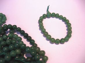 ADVENTURINE 7MM ROUND BEAD (SP11)