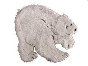 KIMBO - BEAR RUG