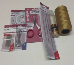 BEGINNER SEWING STARTER KIT MEDIUM/LARGE