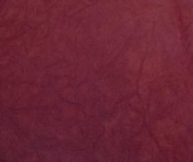 Burgundy Crush Suedette-1/4M SPECIAL