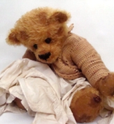 Antique Bear with Lyn Kilmurray Workshop