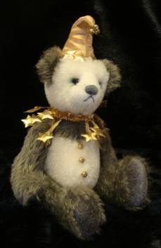 BOBO THE PANDA by MICHELLE SHARP - ALONIKA BEARS
